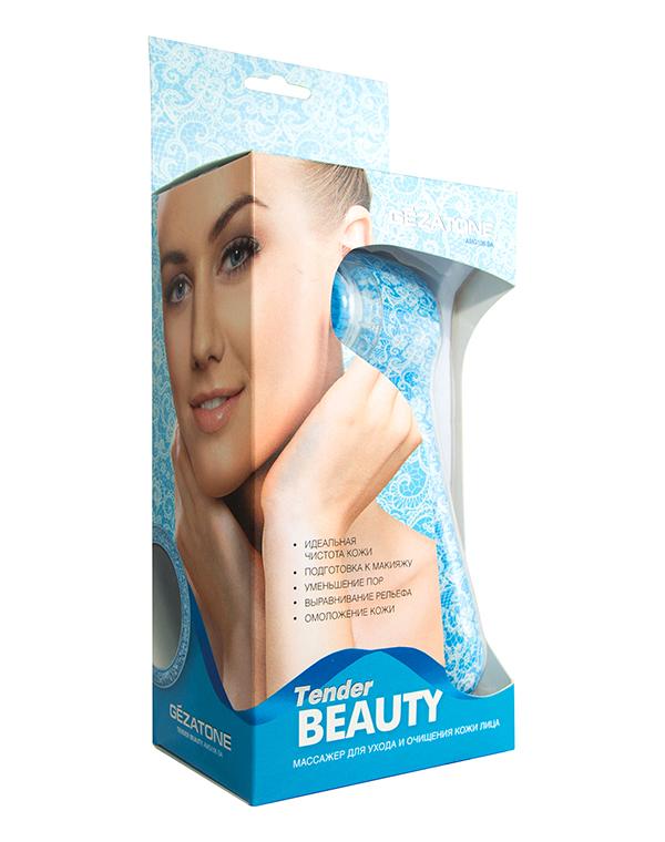 AMG106SA Массажер для ухода за лицом с насадками Tender Beauty1301157Чтобы кожа как можно дольше оставалась молодой и здоровой, необходимо правильно и регулярно очищать ее. Массажер Tender Beauty эффективно очищает кожу от загрязнений и черных точек, выравнивает тон, устраняет отеки и придает коже здоровый цвет. Удаляет черные точки, угревую сыпь и излишки кожного сала. Делает кожу ровной и гладкой. Устраняет отечность. Улучшает цвет лица. Придает упругость.