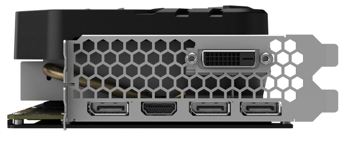 Palit GeForce GTX 1070 JetStream 8GB видеокарта