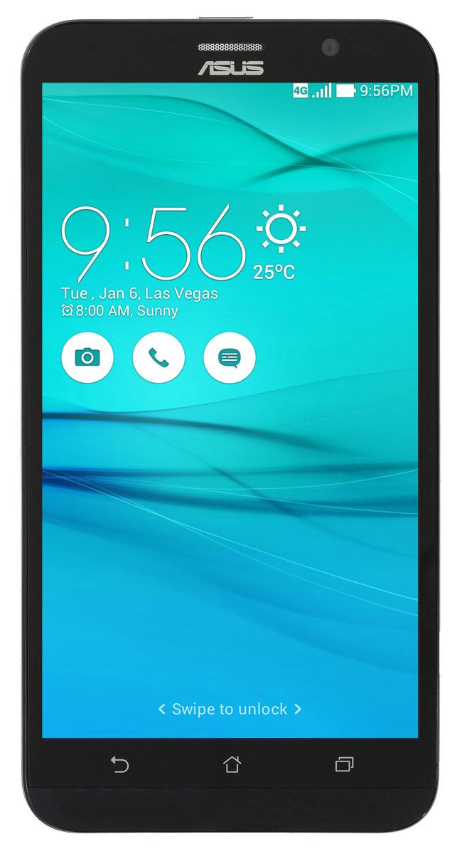 ASUS ZenFone Go TV G550KL 16GB, Black90AX0131-M02000Смартфон ZenFone Go TV (G550KL) выполнен в изящном корпусе. Обладая эргономичной формой, он украшен традиционным для мобильных устройств ASUS узором из концентрических окружностей с углублениями размером 0,13 мм. Смартфон оснащен чипом Sony IC SMT-EW100 для просмотра цифрового телевидения. Мощный процессор Qualcomm Snapdragon 400 обеспечивает высокую производительность ZenFone Go TV в многозадачном режиме. А встроенный тюнер позволят смотреть TV-программы в формате высокой четкости без подключения к интернету. ZenFone Go TV оснащается IPS-дисплеем с разрешением 1280х720 пикселей и пиксельной плотностью 294 пикселя на дюйм. Изображение на его экране отличается высокой яркостью, поразительной четкостью и насыщенными цветами. Для съемки ярких фотографий данный смартфон оснащается тыловой камерой с высоким разрешением. Ловите красивые моменты жизни вместе с ZenFone Go TV! ZenFone Go TV оснащается двумя слотами для SIM-карт, что...