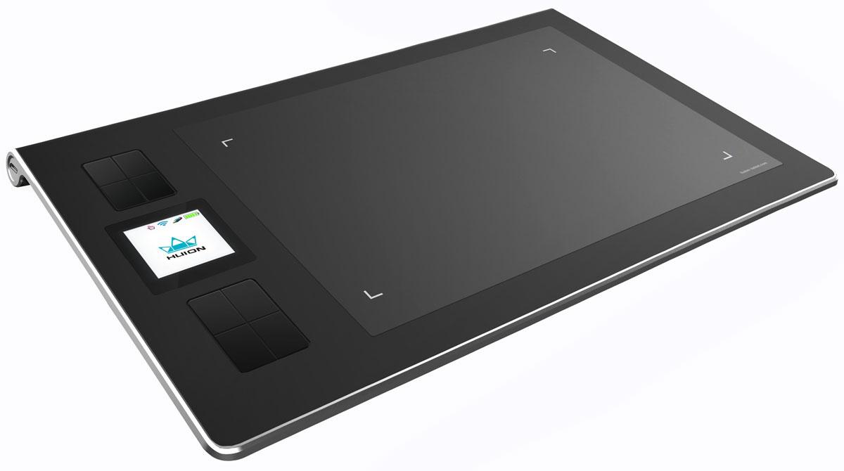 Huion DWH69 (Wi-Fi), Black графический планшет