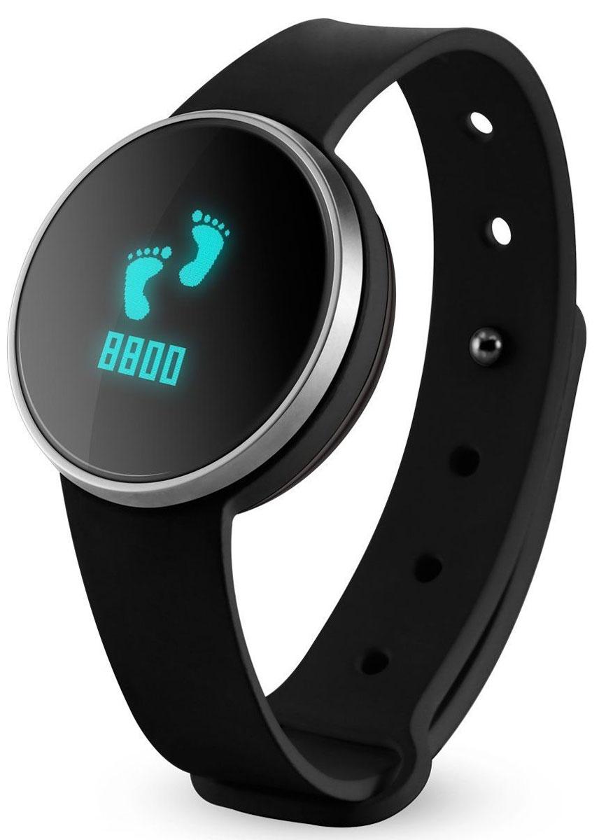 iHealth Edge, Black Gray фитнес-трекерAM3SПоднимите вашу физическую подготовку на более высокий уровень вместе с трекером активности и сна iHealth Edge! Устройство представляет собой интеллектуальный спортивный браслет, способный отслеживать вашу повседневную активность и сон. Ставьте ежедневные цели и достигайте их с трекером iHealth Edge, который можно носить как на запястье в качестве часов, так и на бедрах, закрепив его при помощи зажима. Монитор физической активности iHealth Edge будет отслеживать количество сделанных вами шагов и пройденное расстояние, количество сожженных калорий и часы сна, а также эффективность ночного отдыха. На App store доступно бесплатное приложение iHealth MyVitals, которое будет мотивировать вас на проявление физической активности, следя за тем, чтобы вы вели здоровый образ жизни. iHealth Edge работает 24 часа в сутки и автоматически переключается на нужный режим. Он определяет состояние сна, когда вы ложитесь спать на ночь или просто вздремнули. Синхронизируйте...