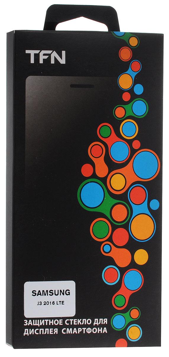 TFN защитное стекло для Samsung Galaxy J3 SM-320 0,3 мм, ClearSP-05-008G1Защитное стекло TFN для Samsung Galaxy J3 SM-320 обеспечивает надежную защиту сенсорного экрана устройства от большинства механических повреждений и сохраняет первоначальный вид дисплея, его цветопередачу и управляемость. В случае падения стекло амортизирует удар, позволяя сохранить экран целым и избежать дорогостоящего ремонта. Стекло обладает особой структурой, которая держится на экране без клея и сохраняет его чистым после удаления.