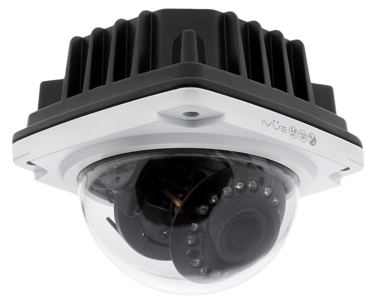 IVUE NV-432-P камера видеонаблюденияNV-432-PШирокий динамический диапазон (WDR) - это специальная технология в видеокамерах IVUE NV-432-P, позволяющая вести съёмку в сложных условиях неравномерного освещения частей изображения, передающая всю яркость объектов и контраст картинки. Детектор движения – специальный датчик, отслеживающий изменения градиента разницы между кадрами во времени. Видеокамеры и видеорегистраторы с датчиком движения могут вести предзапись до определённого события, такого как обнаружение движения, что существенно сокращает объёмы записанной информации, экономит электроэнергию, а так же облегчает дальнейший поиск событий при монтаже видеозаписей. Маска приватности – функция в настройках видеокамер IVUE NV-432-P, нужная для того чтобы скрыть отдельную область, за которой в виду её отношения к частной жизни, видеонаблюдение вестись не должно. Функция позволяет вести видеонаблюдение без нарушения законодательства о частной жизни. ИК подсветка для съемки в темноте ...