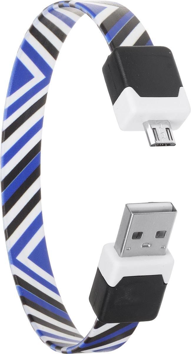 DVTech CB135 multicolor, Black кабель USB-micro USB 2.0 25 см