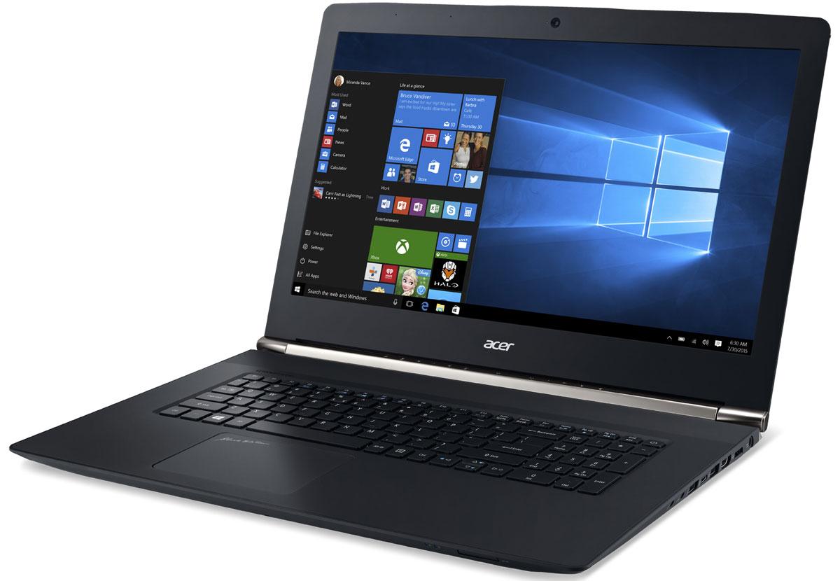 Acer Aspire V Nitro VN7-792G, Black (VN7-792G-58XD)