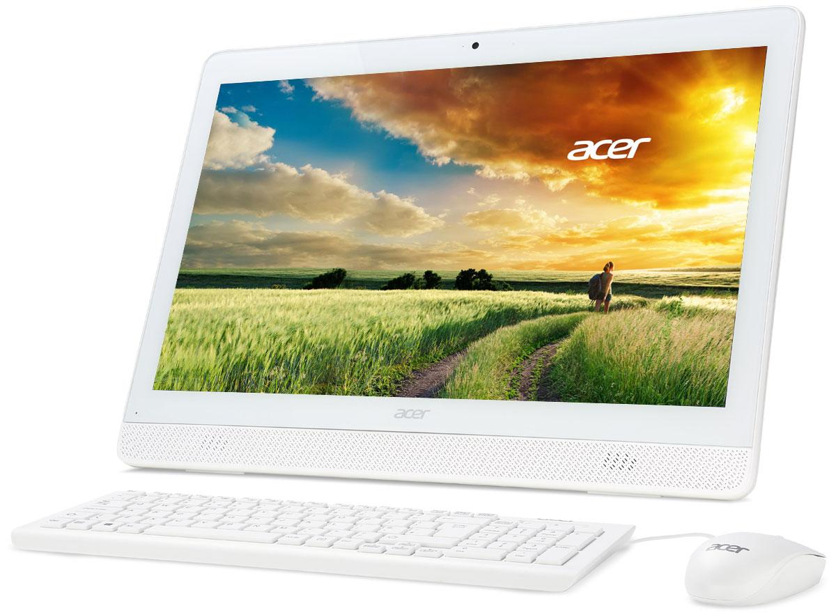 Acer Aspire Z1-612, White моноблок (DQ.B2QER.010)