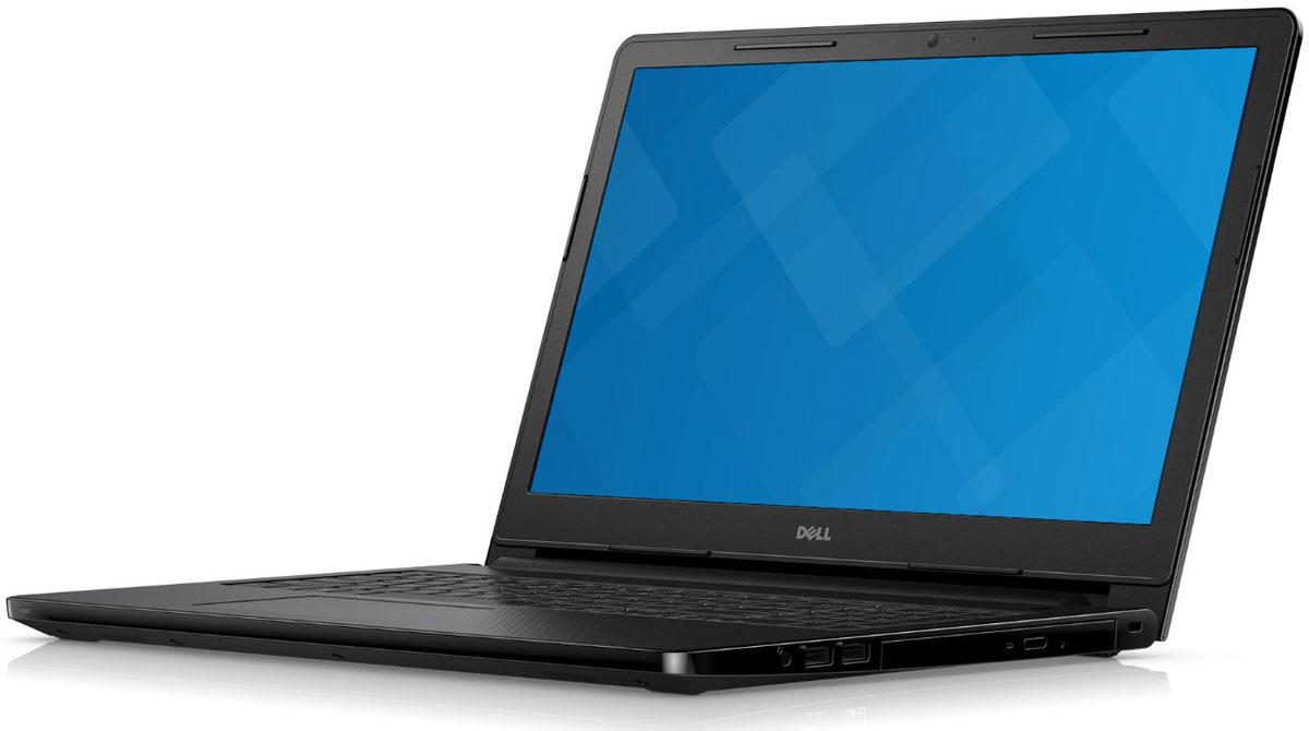Dell Inspiron 3558, Black (5247)3558-5247Ноутбук Dell Inspiron 3558-5247 толщиной всего 22 мм легко помещается в сумке для ноутбука или дорожной сумке и не занимает много места. Нет розетки - нет проблем: невозможно все время находиться рядом с розеткой, но благодаря продолжительности работы без подзарядки вам и не придется. Расширьте свой кругозор: смотреть любимые фильмы и передачи на этом широком 15-дюймовом экране - одно удовольствие. Громко и четко: вы будете поражены чистотой звука, которую обеспечивает отмеченная наградами технология GRAMMY Waves MaxxAudio. Общайтесь с друзьями и смотрите любимые фильмы, наслаждаясь невероятным качеством звука. Надежные беспроводные подключения: общайтесь с удовольствием благодаря новейшим возможностям беспроводной связи, которые позволяют устанавливать быстрые и надежные соединения с потрясающим диапазоном. Видеть - значит верить: улыбнитесь вашим друзьям и близким, которых нет рядом, с помощью встроенной веб- ...