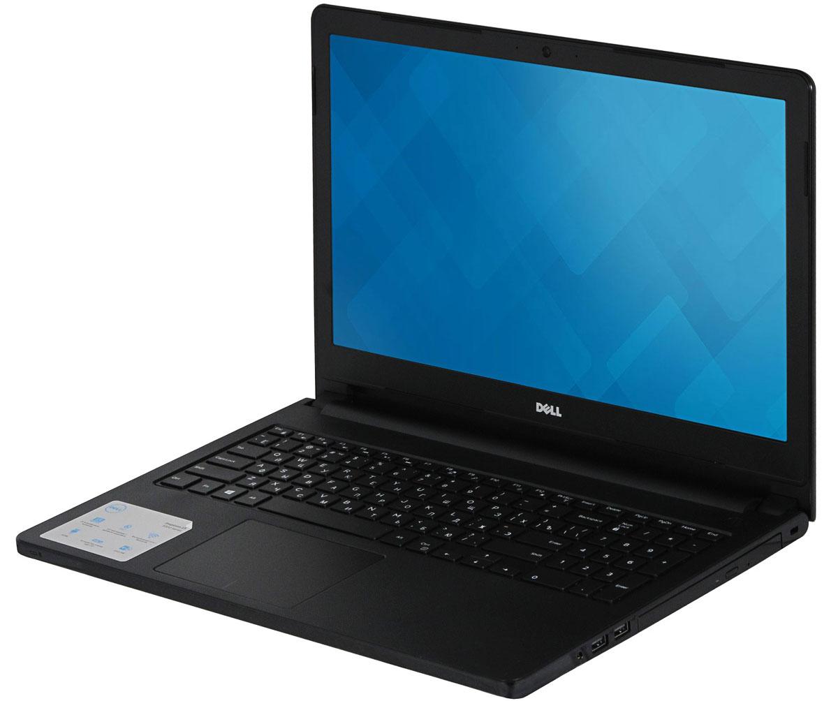 Dell Inspiron 5558, Black Glossy (8193)5558-8193Производительные процессоры Intel Core, стильный дизайн и цвета на любой вкус - ноутбук Dell Inspiron 5558 - это идеальный мобильный помощник в любом месте и в любое время. Безупречное сочетание современных технологий и неповторимого стиля подарит новые яркие впечатления вам и вашим близким. Сделайте Dell Inspiron 5558 своим узлом связи. Поддерживать связь с друзьями и родственниками никогда не было так просто благодаря надежному WiFi-соединению и Bluetooth 4.0, встроенной веб-камере высокой четкости, ПО Skype и 15,6-дюймовому экрану, позволяющему почувствовать себя лицом к лицу с близкими. 15,6-дюймовый экран Truelife ноутбука Dell Inspiron 5558 оживляет происходящее на экране, где бы вы ни были. Вы можете еще более усилить впечатление, подключив телевизор или монитор с поддержкой HDMI через соответствующий порт. Возможно, вам больше не захочется покупать билеты в кино. Точные характеристики зависят от модели. Ноутбук...