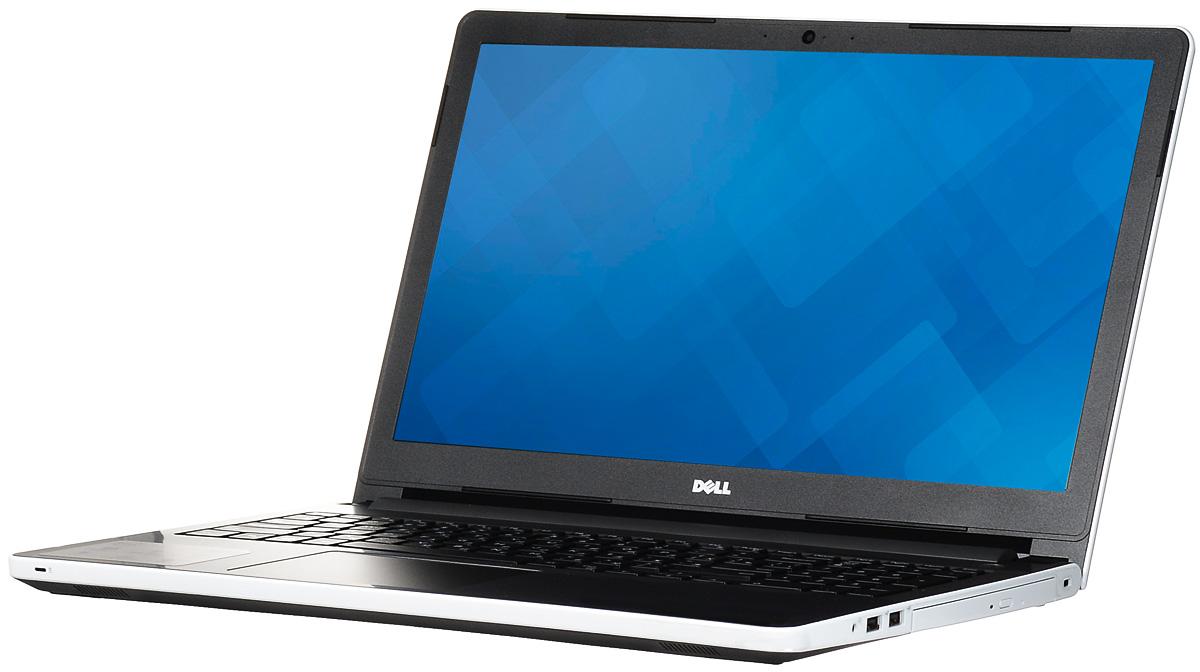 Dell Inspiron 5558, White Glossy (7760)5558-7760Производительные процессоры Intel Core, стильный дизайн и цвета на любой вкус - ноутбук Dell Inspiron 5558 - это идеальный мобильный помощник в любом месте и в любое время. Безупречное сочетание современных технологий и неповторимого стиля подарит новые яркие впечатления вам и вашим близким. Сделайте Dell Inspiron 5558 своим узлом связи. Поддерживать связь с друзьями и родственниками никогда не было так просто благодаря надежному WiFi-соединению и Bluetooth 4.0, встроенной веб-камере высокой четкости, ПО Skype и 15,6-дюймовому экрану, позволяющему почувствовать себя лицом к лицу с близкими. 15,6-дюймовый экран Truelife ноутбука Dell Inspiron 5558 оживляет происходящее на экране, где бы вы ни были. Вы можете еще более усилить впечатление, подключив телевизор или монитор с поддержкой HDMI через соответствующий порт. Возможно, вам больше не захочется покупать билеты в кино. Точные характеристики зависят от модели. Ноутбук...
