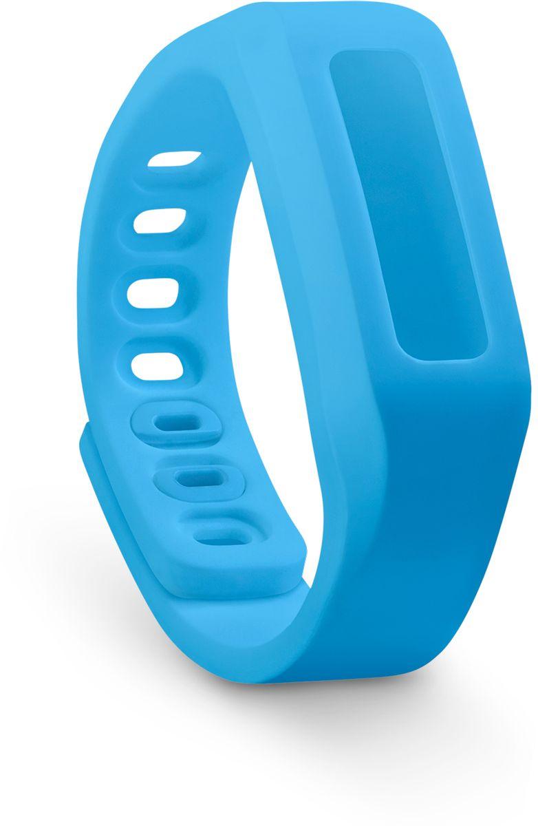 Onetrak one112, Light Blue ремешок для фитнес-трекера (24 см)one112Onetrak one112 - это ремешок, предназначенный для ношения фитнес-трекера или умного браслета от компании ONETRAK. Ремешок удобен, изготовлен из гипоаллергенного силикона.