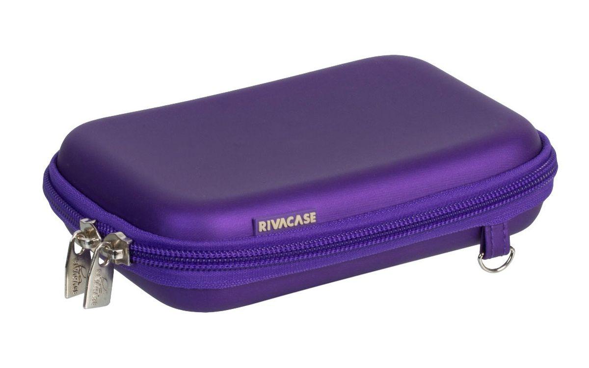 RIVACASE Riva 9101 (PU) HDD Case, Ultraviolet чехол для жесткого диска 6662