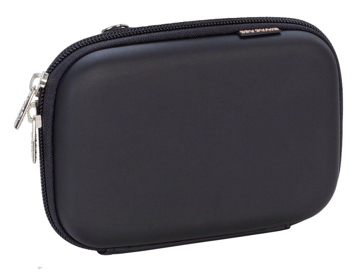 RIVACASE Riva 9101 (PU) HDD / GPS Case, Black чехол для жесткого диска 6351