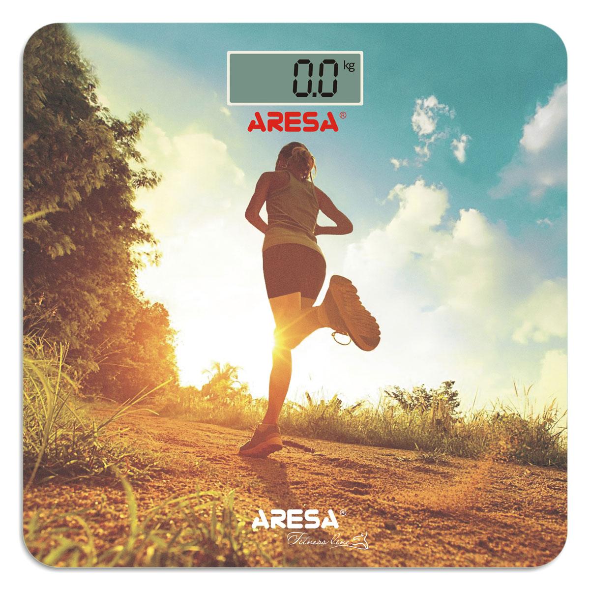 Aresa SB-310 напольные весыSB-310Напольные электронные весы Aresa SB-310 с электронной системой взвешивания на четырех тензоэлектрических датчиках - неотъемлемый атрибут здорового образа жизни. Они необходимы тем, кто следит за своим здоровьем, весом, ведет активный образ жизни, занимается спортом и фитнесом. Очень удобны для будущих мам, постоянно контролирующих прибавку в весе, также рекомендуются родителям, внимательно следящим за весом своих детей. Минимальная нагрузка: 2,5 кг
