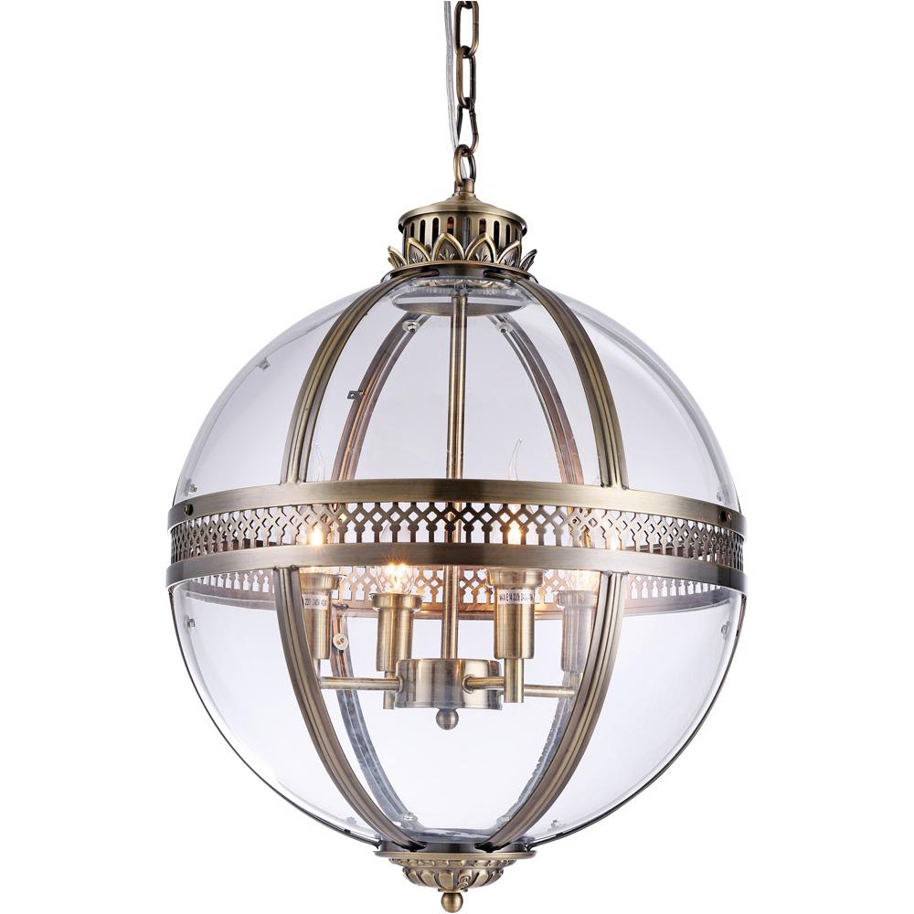 Светильник подвесной Divinare ORBITE 1015/15 SP-41015/15 SP-4