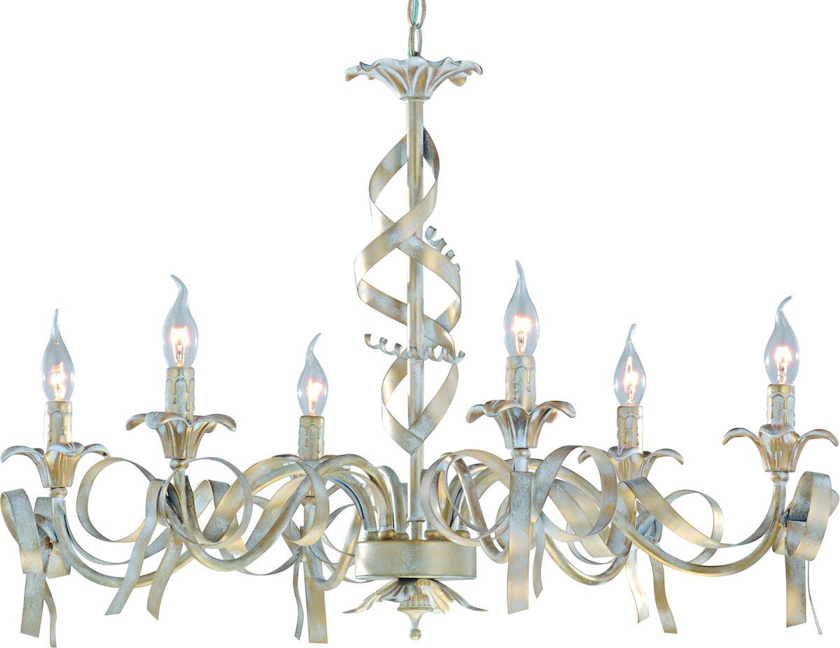 Светильник подвесной Arte Lamp OLIVIA A1018LM-6GAA1018LM-6GA
