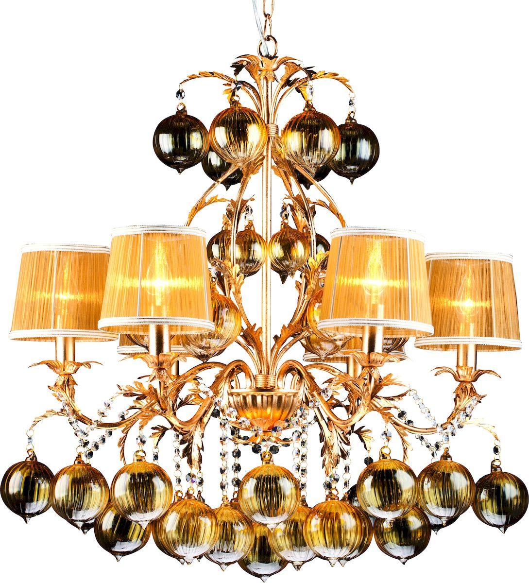 Светильник подвесной Arte Lamp MONARCH A1199LM-6GOA1199LM-6GO