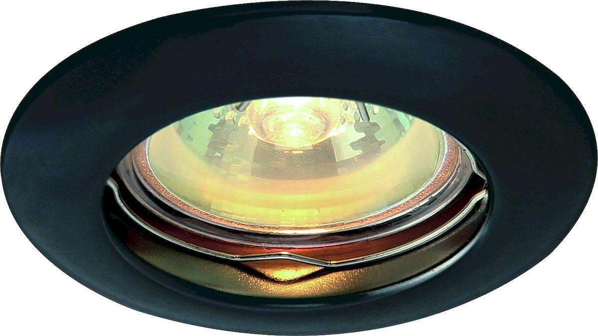 Светильник потолочный Arte Lamp PRAKTISCH A1203PL-1BK