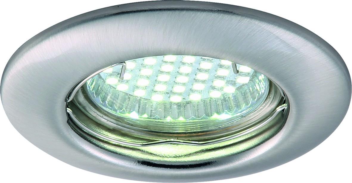 Светильник потолочный Arte Lamp PRAKTISCH A1203PL-1SS