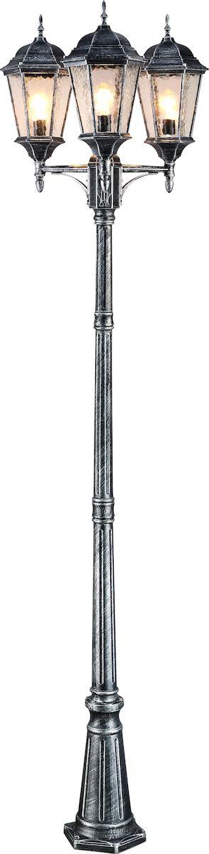 Светильник уличный Arte Lamp Genova A1207PA-3BSA1207PA-3BS