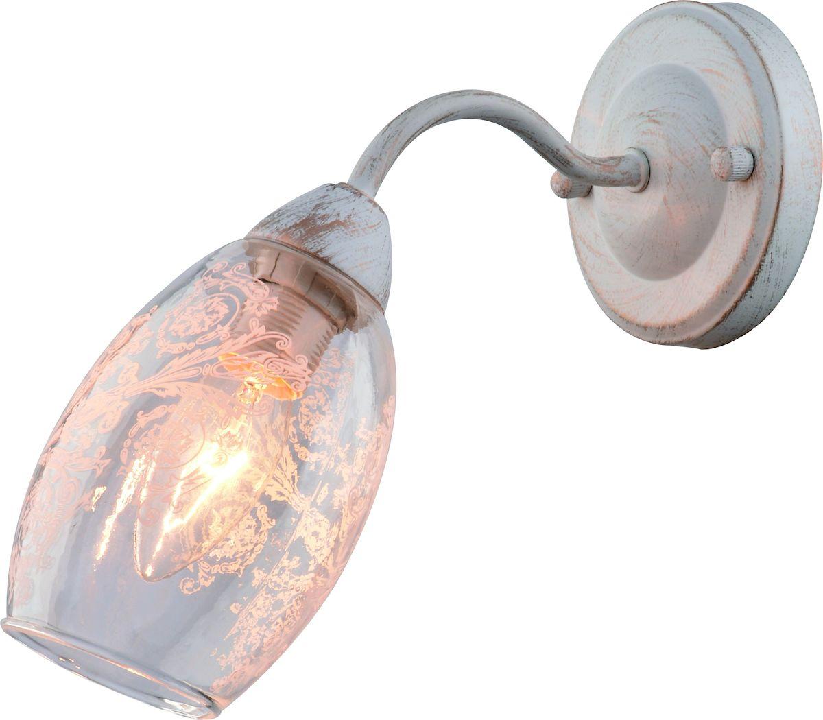 Светильник настенный Arte Lamp BETTINA A1296AP-1WGA1296AP-1WG