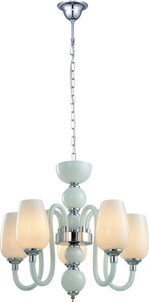 Светильник подвесной Arte Lamp LAVINIA A1404LM-5WHA1404LM-5WH