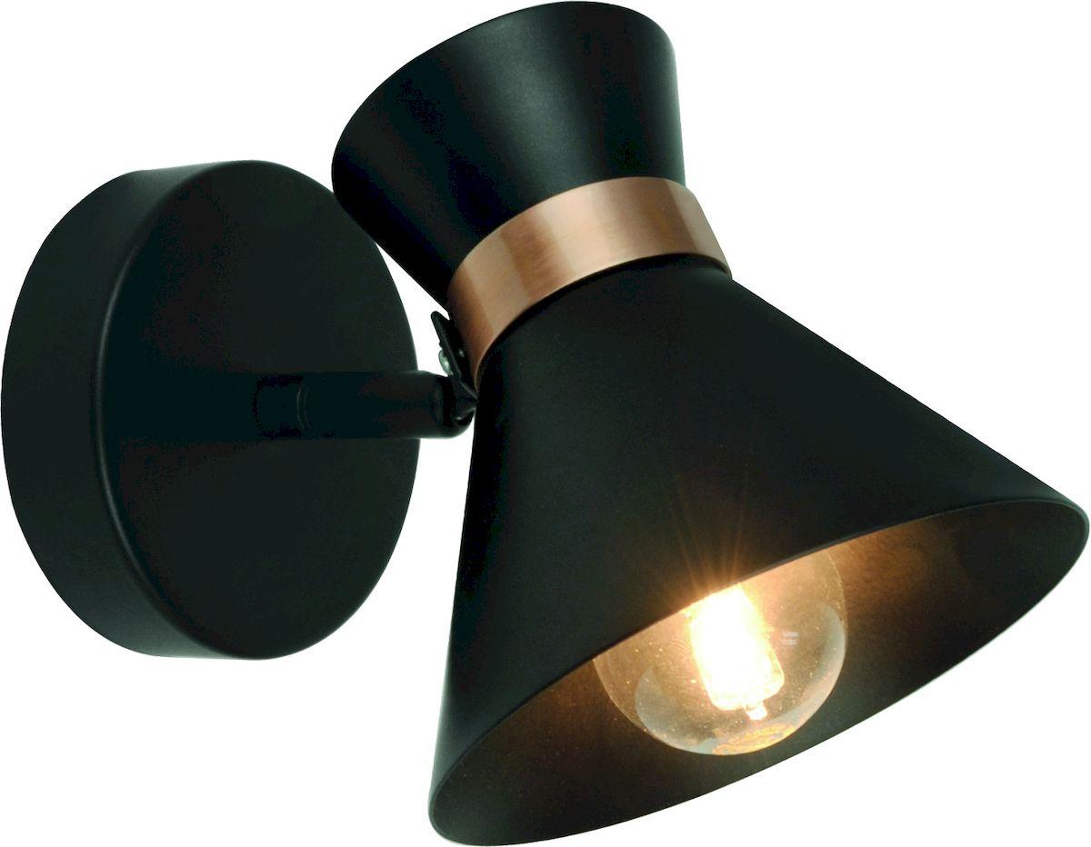 Светильник настенный Arte Lamp BALTIMORE A1406AP-1BKA1406AP-1BK