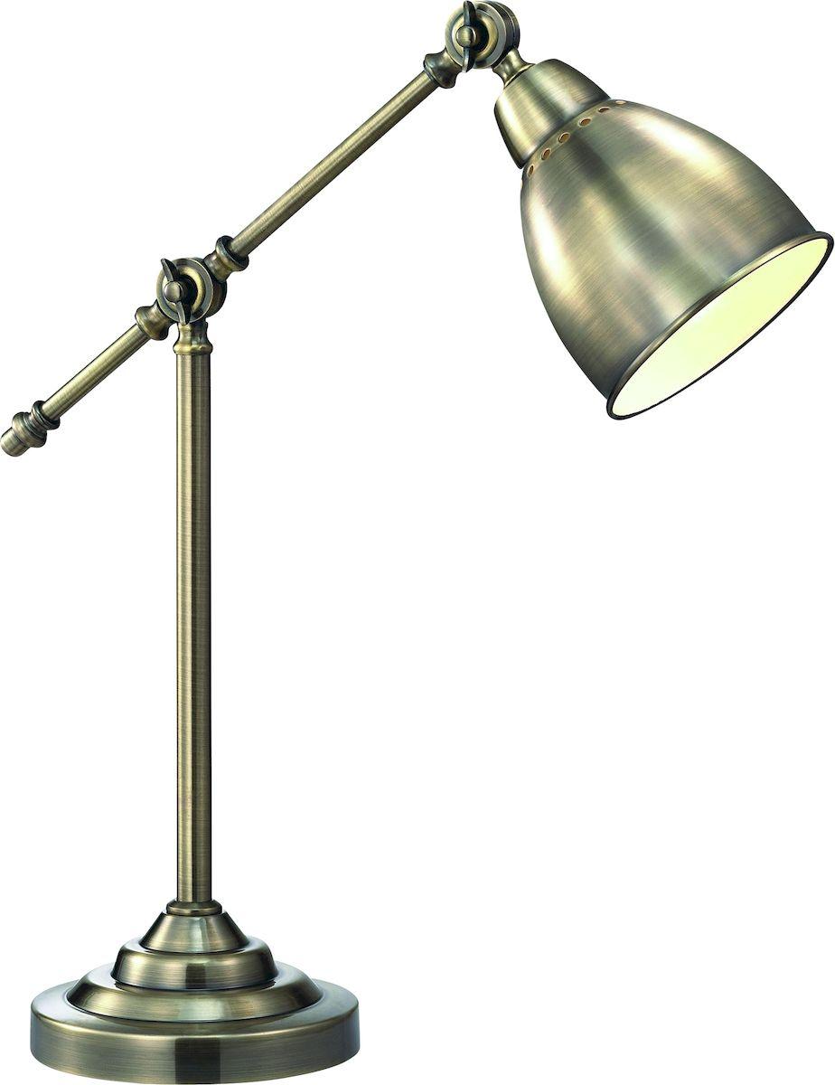 Светильник настольный Arte Lamp BRACCIO A2054LT-1ABA2054LT-1AB