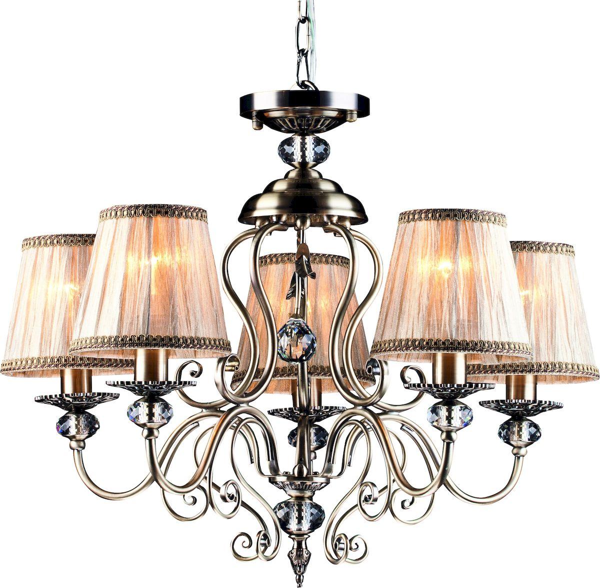 Светильник подвесной Arte Lamp CHARM A2083LM-5ABA2083LM-5AB
