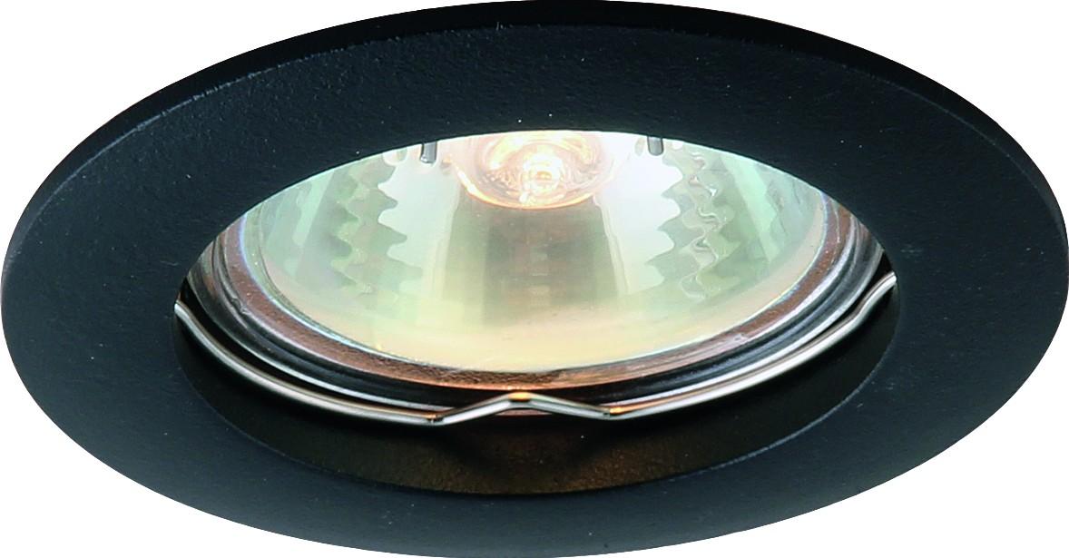 Светильник потолочный Arte Lamp Basic A2103PL-1BKA2103PL-1BK