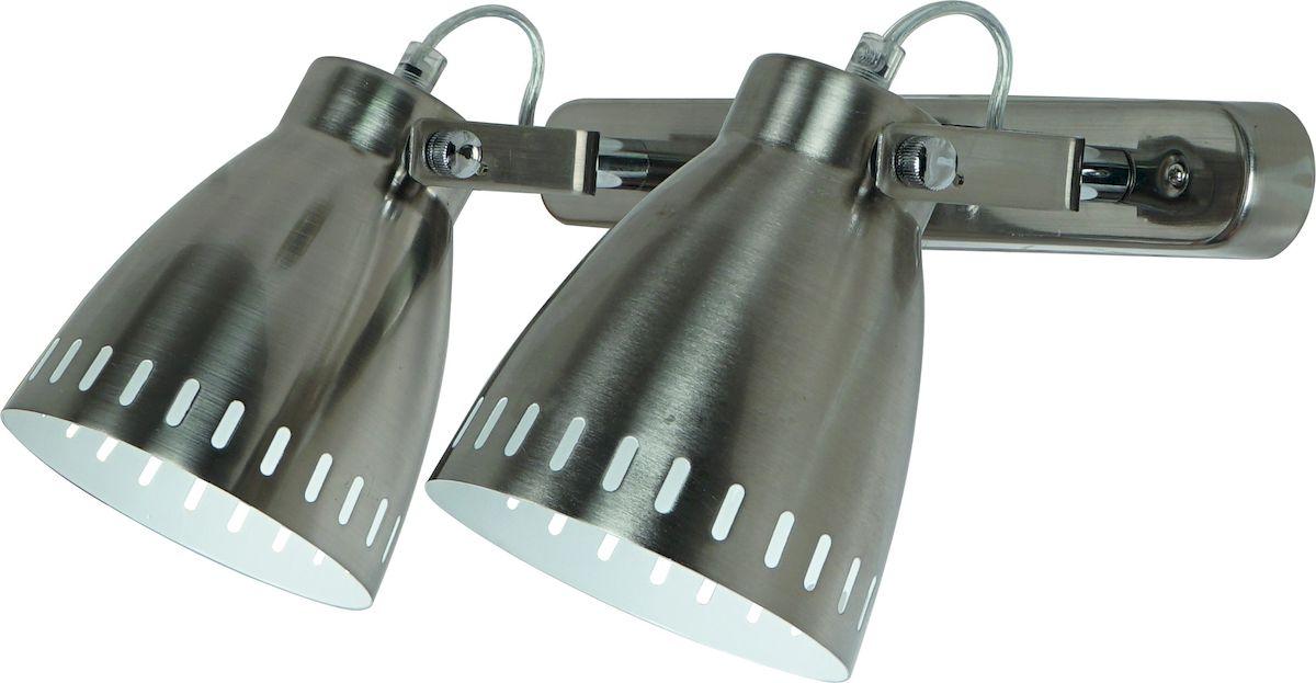 Светильник настенный Arte Lamp LUNED A2214AP-2SSA2214AP-2SS