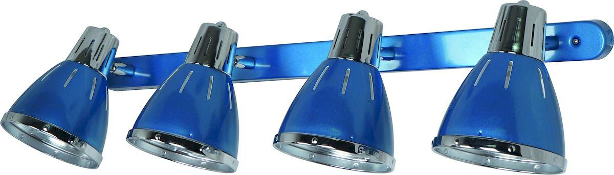 Светильник потолочный Arte Lamp MARTED A2215PL-4BLA2215PL-4BL