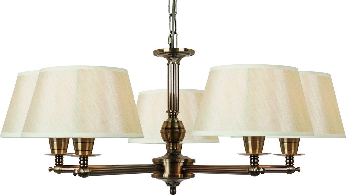 Светильник подвесной Arte Lamp YORK A2273LM-5RBA2273LM-5RB