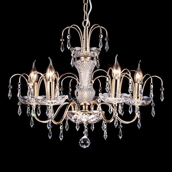 Светильник подвесной Arte Lamp SPARKLES A3054LM-5GOA3054LM-5GO