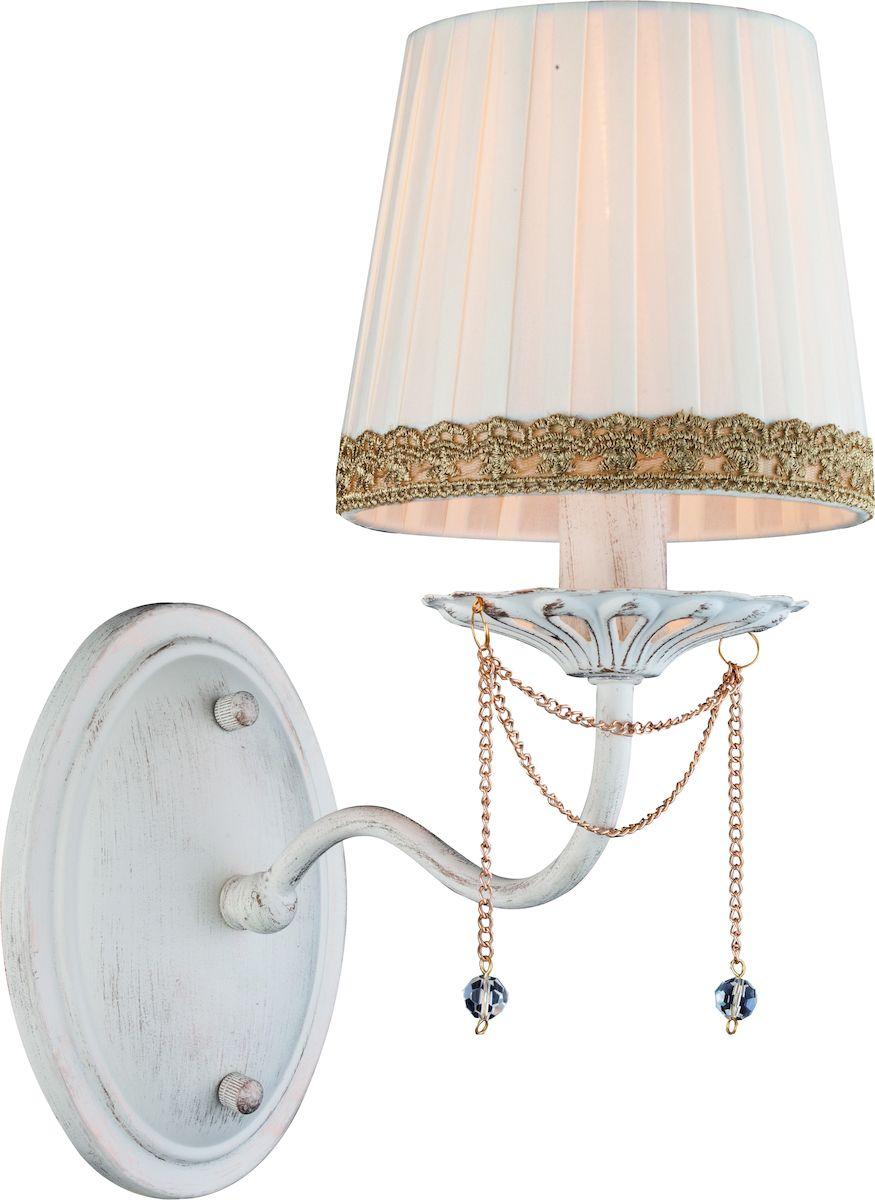 Светильник настенный Arte Lamp SIERRA A3071AP-1WGA3071AP-1WG