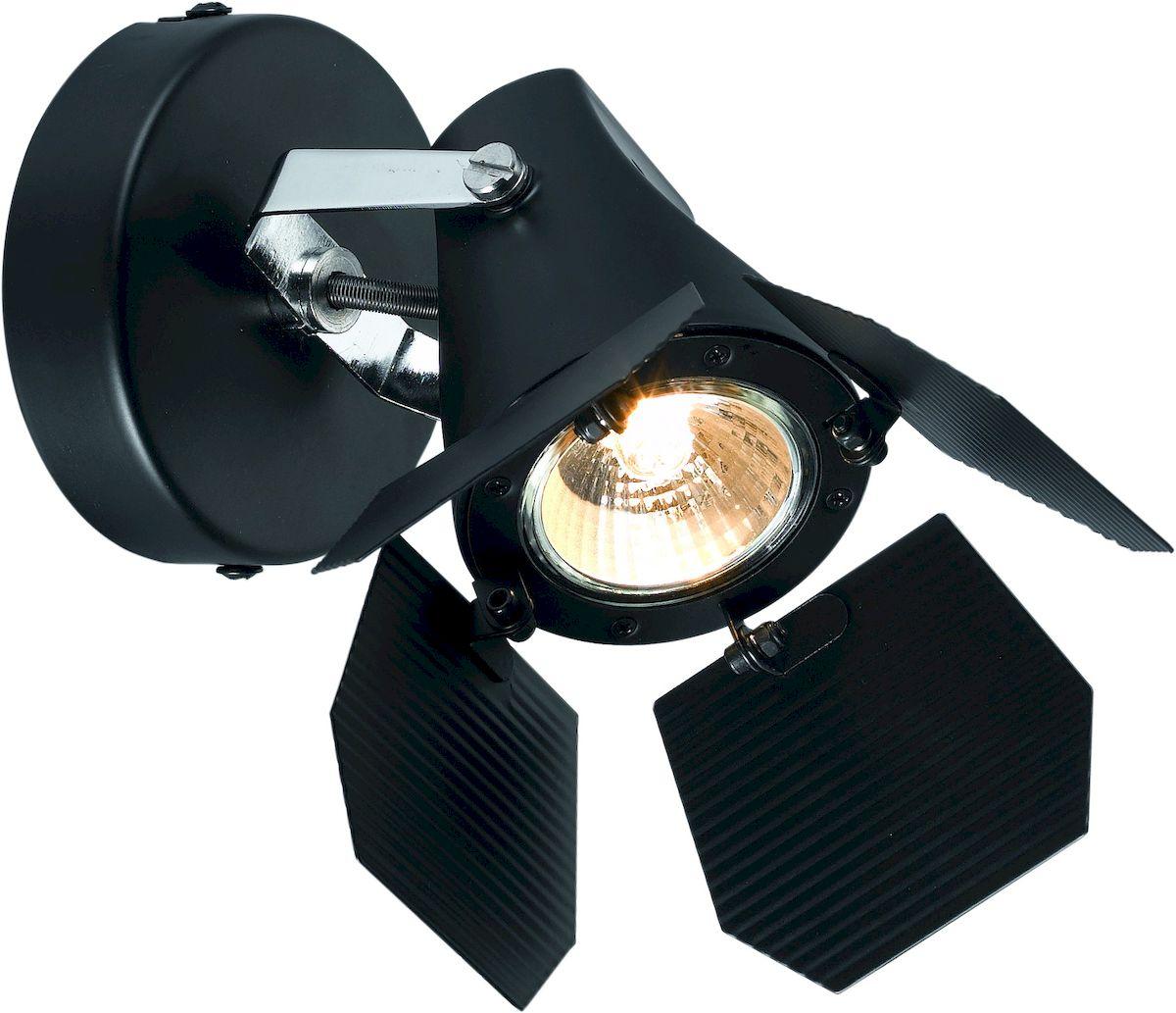 Светильник настенный Arte Lamp CINEMA A3092AP-1BKA3092AP-1BK