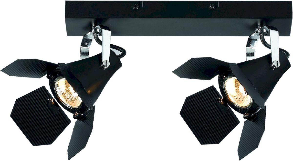 Светильник настенный Arte Lamp CINEMA A3092AP-2BKA3092AP-2BK