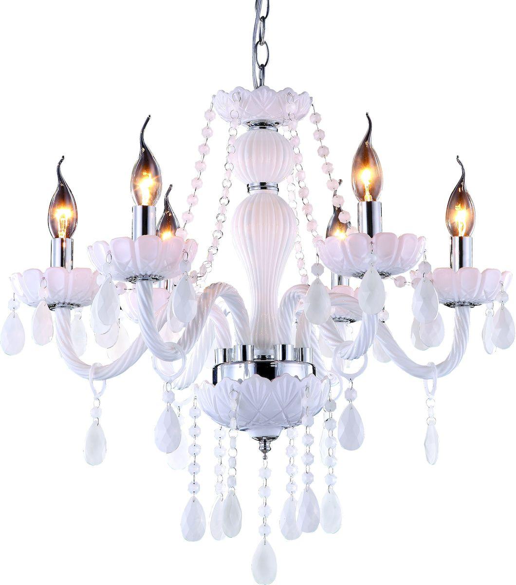 Светильник подвесной Arte Lamp Teatro A3964LM-6WHA3964LM-6WH