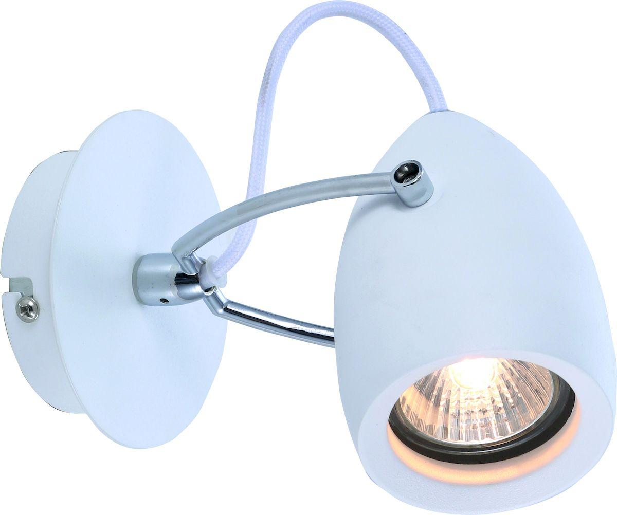 Светильник настенный Arte Lamp ATLANTIS A4004AP-1WHA4004AP-1WH