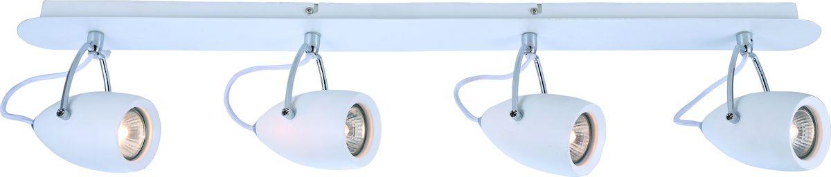 Светильник потолочный Arte Lamp ATLANTIS A4004PL-4WHA4004PL-4WH