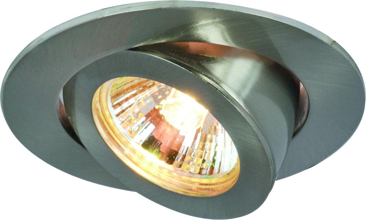 Светильник потолочный Arte Lamp ACCENTO A4009PL-1SSA4009PL-1SS
