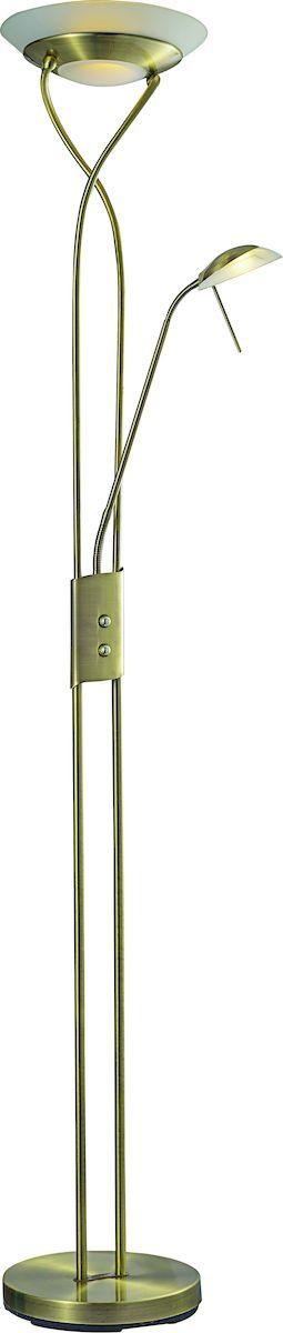 Светильник напольный Arte Lamp DUETTO A4399PN-2ABA4399PN-2AB