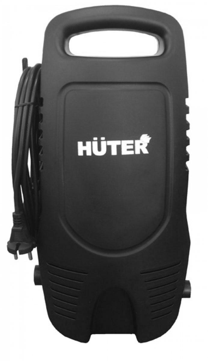 Минимойка Huter, цвет: черный. W105-P