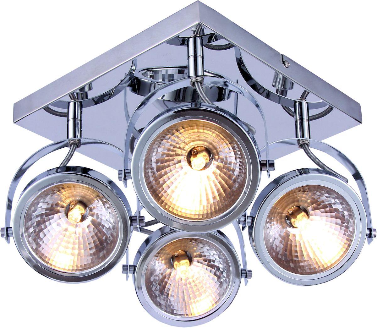 Светильник потолочный Arte Lamp ALIENO A4506PL-4CCA4506PL-4CC
