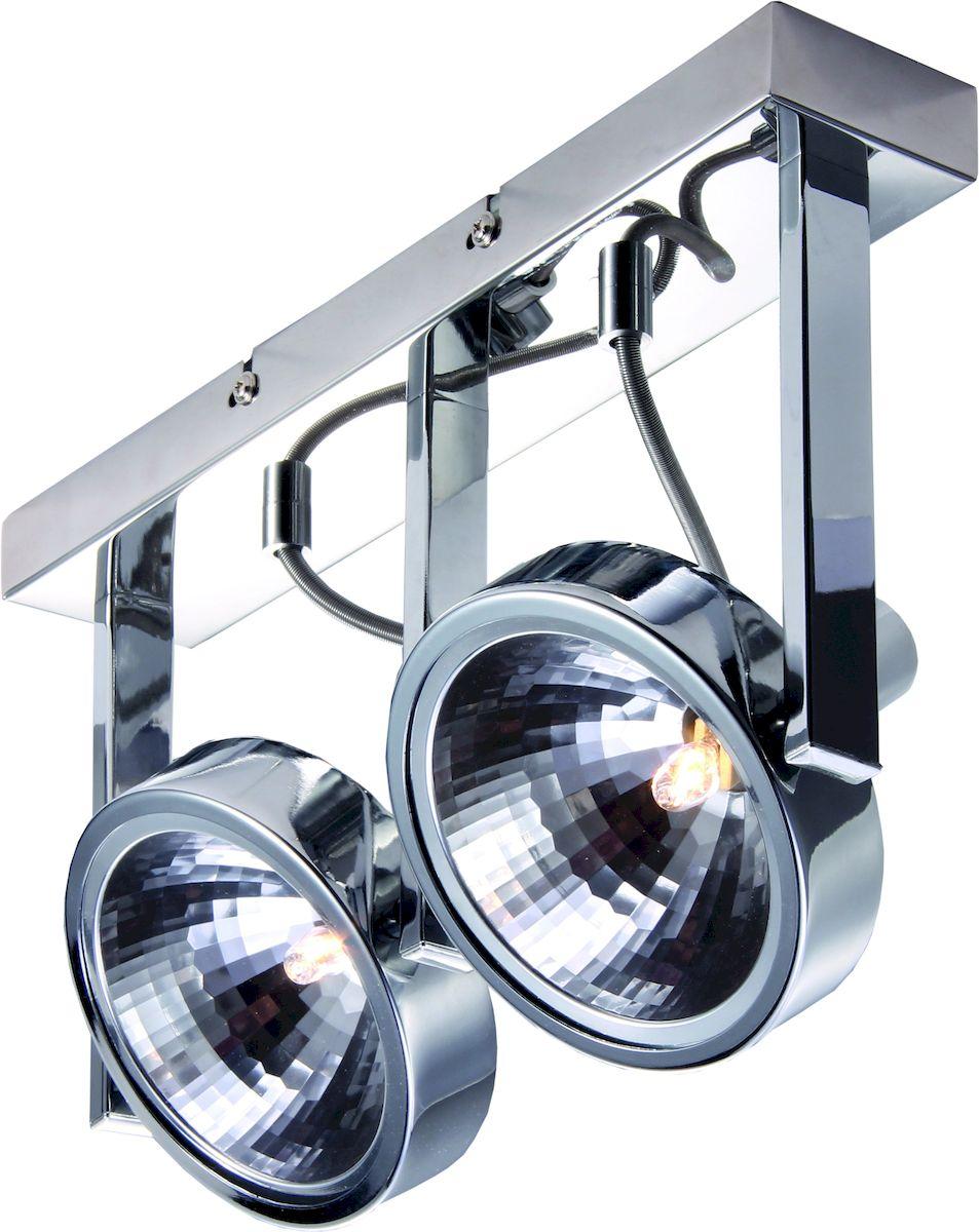 Светильник потолочный Arte Lamp FACCIA A4507PL-2CCA4507PL-2CC