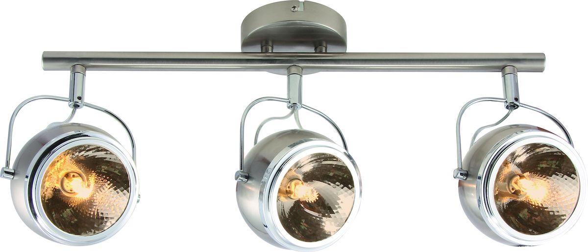 Светильник потолочный Arte Lamp ORBITER A4509PL-3SSA4509PL-3SS