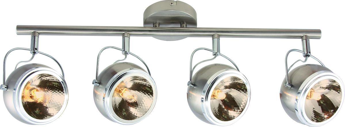 Светильник потолочный Arte Lamp ORBITER A4509PL-4SSA4509PL-4SS