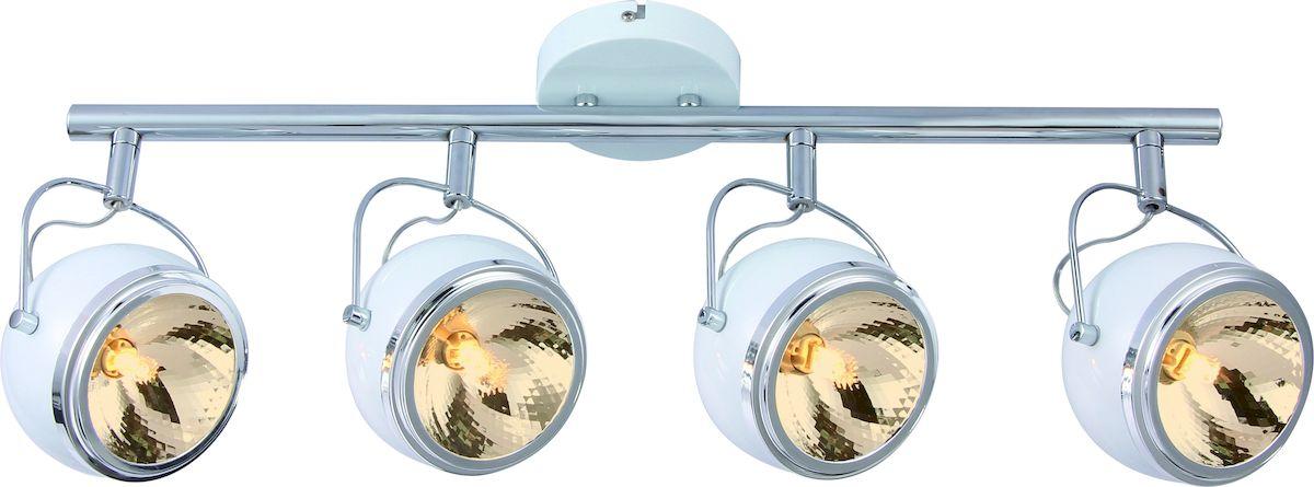 Светильник потолочный Arte Lamp ORBITER A4509PL-4WHA4509PL-4WH