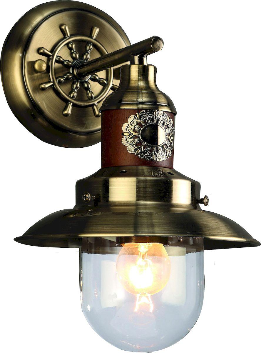 Светильник настенный Arte Lamp SAILOR A4524AP-1AB