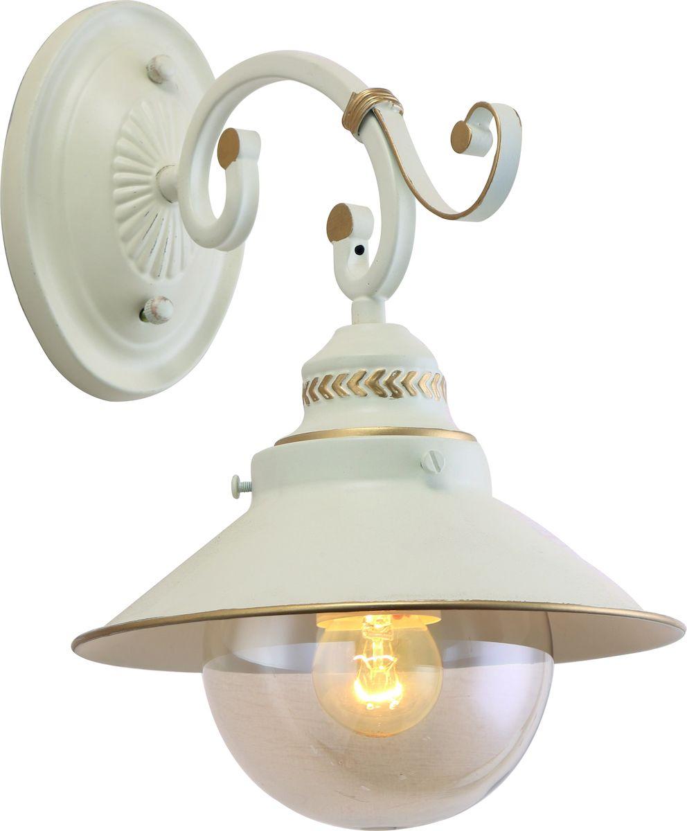 Светильник настенный Arte Lamp GRAZIOSO A4577AP-1WGA4577AP-1WG