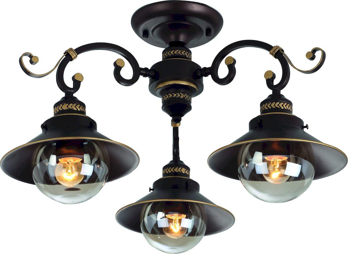 Светильник потолочный Arte Lamp GRAZIOSO A4577PL-3CKA4577PL-3CK